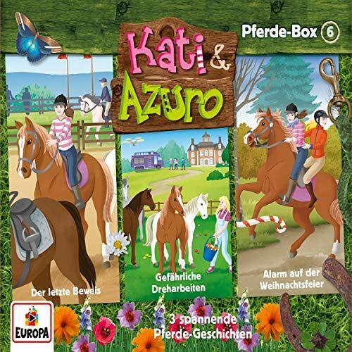Kati & Azuro - 06/3er Box (Folgen 16,17,18) - Preis vom 12.05.2021 04:50:50 h