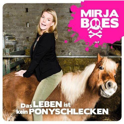 Mirja Boes - Das Leben Ist Kein Ponyschlecken - Preis vom 16.04.2021 04:54:32 h