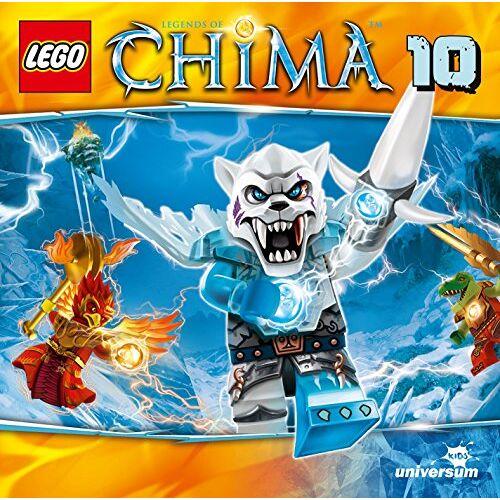 Lego Legends of Chima - Lego Legends of Chima (Hörspiel 10) - Preis vom 21.01.2020 05:59:58 h