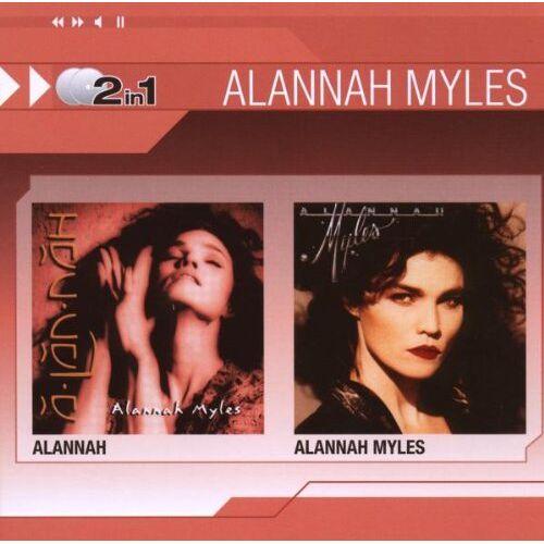Alannah Myles - Alannah/Alannah Myles (2in1) - Preis vom 18.04.2021 04:52:10 h