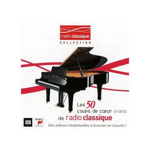 Coups de Coeur Radio Classique - Playlist Piano - Preis vom 18.10.2020 04:52:00 h