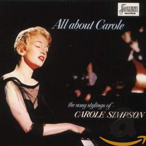 Carole Simpson - All About Carole - Preis vom 20.10.2020 04:55:35 h