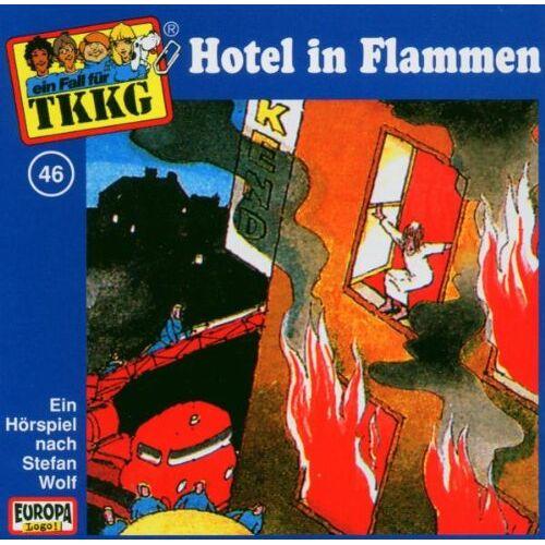 Tkkg 46 - 046/Hotel in Flammen - Preis vom 20.10.2020 04:55:35 h