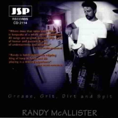 Randy Macallister - Grease,Grit,Dirt and Spit - Preis vom 14.05.2021 04:51:20 h
