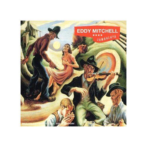 Eddy Mitchell - Jambalaya - Preis vom 27.02.2021 06:04:24 h