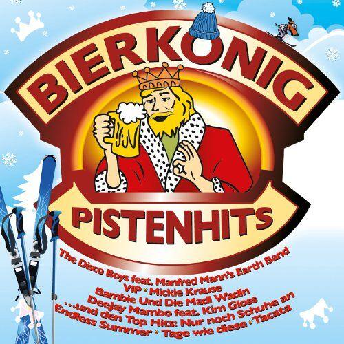 Various - Bierkönig Pistenhits - Preis vom 20.10.2020 04:55:35 h
