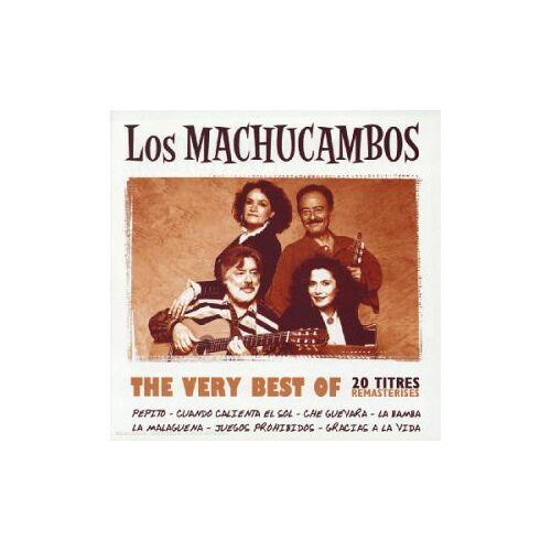 Los Machucambos - The Very Best of Los Machucamb - Preis vom 16.04.2021 04:54:32 h