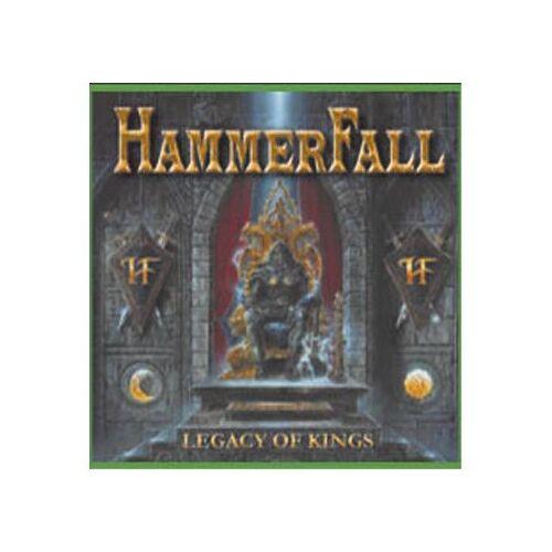 Hammerfall - Legacy of Kings - Preis vom 08.12.2019 05:57:03 h