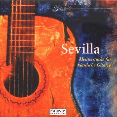 John Williams - Gala - Sevilla (Meisterstücke für klassische Gitarre) - Preis vom 18.04.2021 04:52:10 h