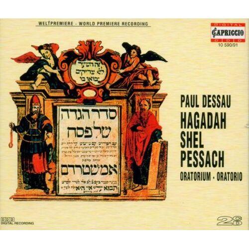 Weikl - Hagadah Shel Pessach Oratorium - Preis vom 18.04.2021 04:52:10 h