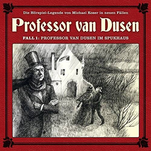 Professor Van Dusen - 01:Professor Van Dusen im Spukhaus - Preis vom 22.04.2021 04:50:21 h