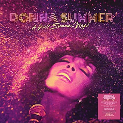 Donna Summer - A Hot Summer Night [Vinyl LP] - Preis vom 20.10.2020 04:55:35 h