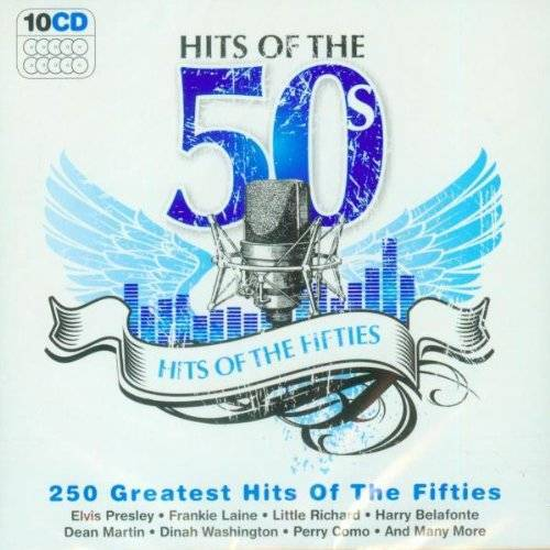 Various - Hits of the Fifties - Preis vom 10.05.2021 04:48:42 h
