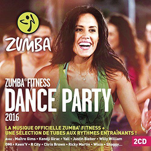 Multi-Artistes - Zumba Fitness, Dance Party 2016 - Preis vom 31.03.2020 04:56:10 h