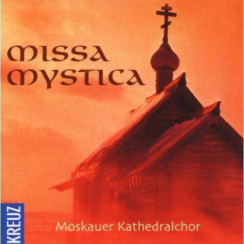 Moskauer Kathedralchor - Missa Mystica - Preis vom 17.04.2021 04:51:59 h