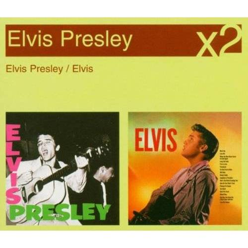 Elvis Presley - Elvis Presley/Elvis - Preis vom 25.01.2021 05:57:21 h
