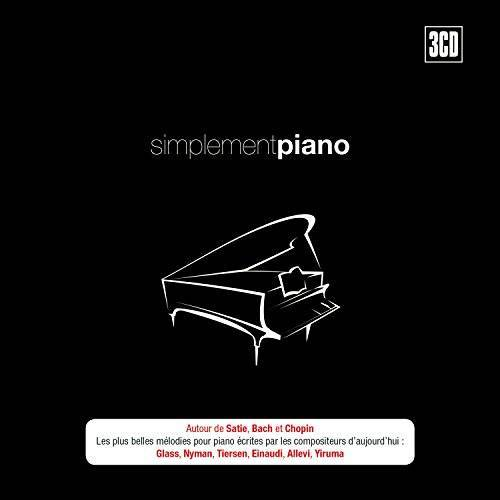 Various - Simplement Piano - Preis vom 20.10.2020 04:55:35 h