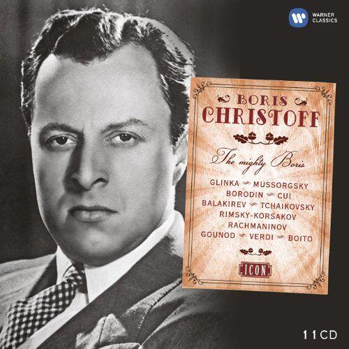 Boris Christoff - Icon: Boris Christoff - Preis vom 23.01.2021 06:00:26 h