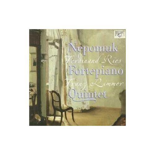 Nepomuk Fortepiano Quintet - Nepomuk Forte Quintet - Preis vom 18.10.2020 04:52:00 h