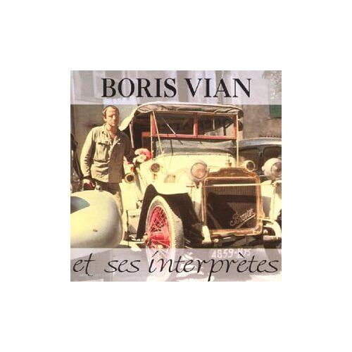 Boris Vian - Boris Vian Et Ses Interprètes - Preis vom 13.05.2021 04:51:36 h