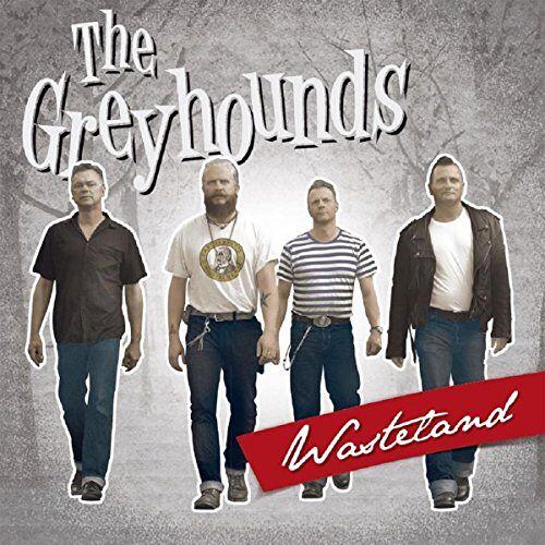 The Greyhounds - Wasteland - Preis vom 27.02.2021 06:04:24 h