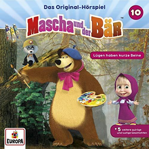 Mascha und der Bär - 010/Lügen Haben Kurze Beine - Preis vom 01.03.2021 06:00:22 h
