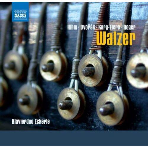Klavierduo Eckerle - Walzer - Preis vom 10.04.2021 04:53:14 h