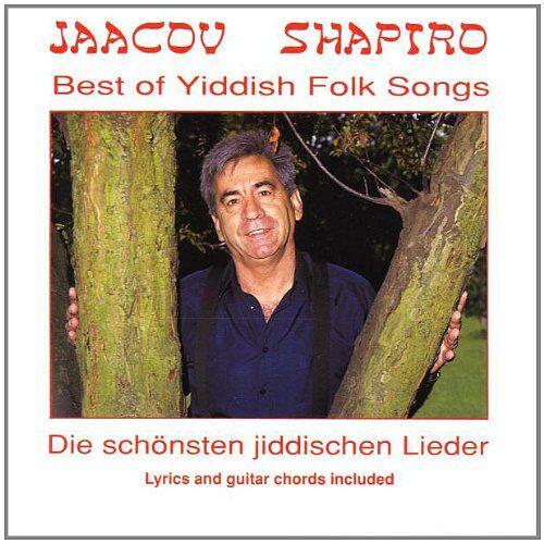 Yaacov Shapiro - Best of Yiddish Folk Songs - Preis vom 12.08.2019 05:56:53 h