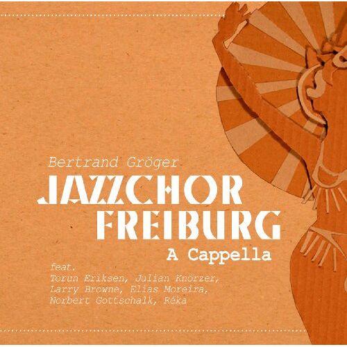 Jazzchor Freiburg - A Cappella - Preis vom 25.02.2021 06:08:03 h