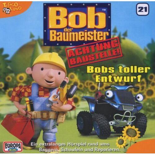 Bob der Baumeister - 21/Bobs Toller Entwurf - Preis vom 15.11.2019 05:57:18 h