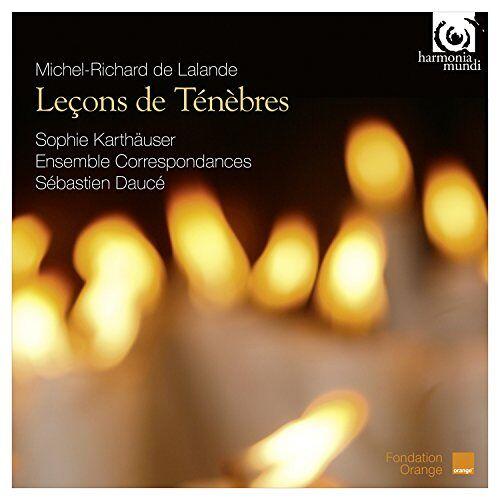 Sophie Karthaeuser - Lecons de Tenebres - Preis vom 26.01.2020 05:58:29 h