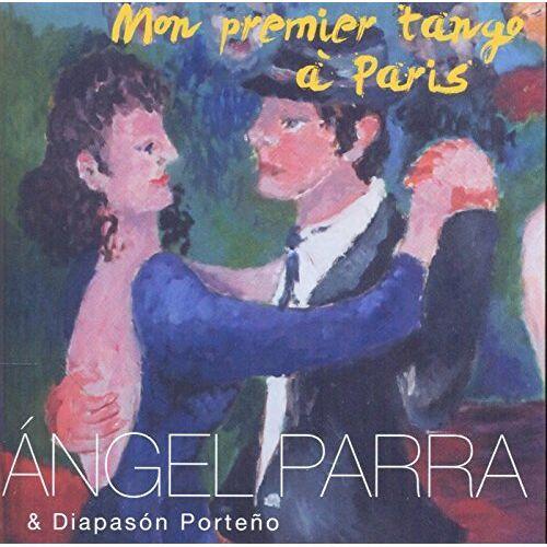 Angel Parra - Tangos - Preis vom 17.10.2019 05:09:48 h