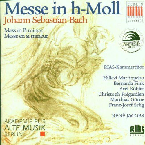 Axel Köhler - Messe h-Moll BWV 232 - Preis vom 20.10.2020 04:55:35 h