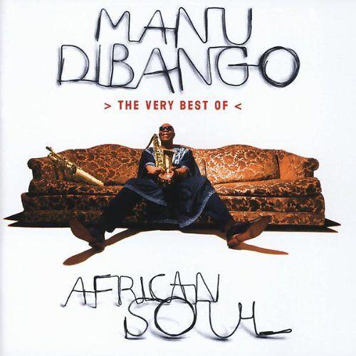 Manu Dibango - African Soul: The Very Best of Manu Dibango - Preis vom 17.10.2019 05:09:48 h