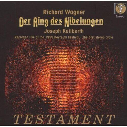 - Der Ring des Nibelungen (1955) - Preis vom 18.04.2021 04:52:10 h
