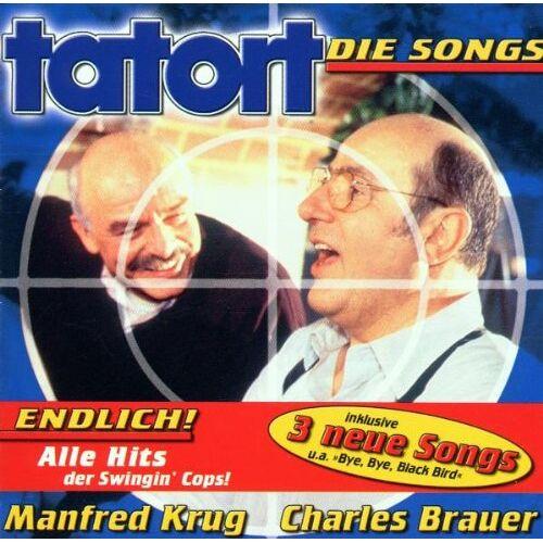 Manfred Krug - Tatort - Die Songs (New Edition) - Preis vom 06.09.2020 04:54:28 h