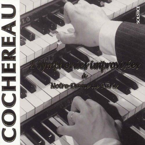 Pierre Cochereau - 2 Improvisierte Sinfonien in Je 5 Sätzen - Preis vom 16.05.2021 04:43:40 h