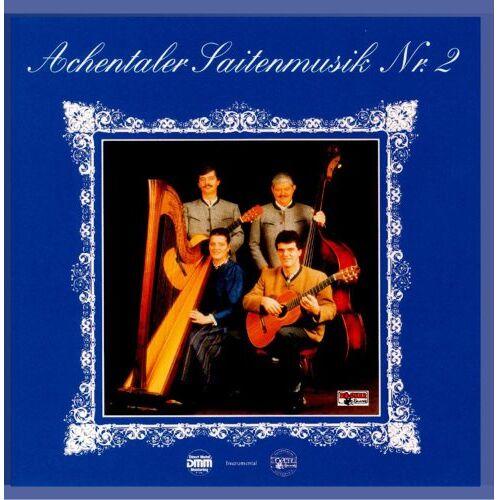Achentaler Saitenmusik - Achentaler Saitenmusik Nr. 2 - Preis vom 20.10.2020 04:55:35 h