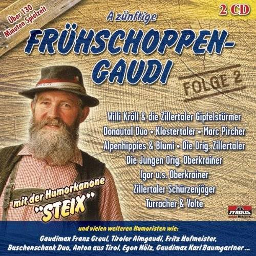 Various - A Zünft.Frühschoppen-Gaudi 2 (incl. vieler Witze) - Preis vom 05.09.2020 04:49:05 h