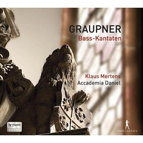 Klaus Mertens - Christoph Graupner: 3 Bass-Kantaten - Preis vom 11.05.2021 04:49:30 h
