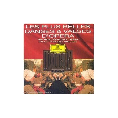 Various - Les Plus Belles Danses Et Valses D'Opera - Preis vom 21.01.2021 06:07:38 h