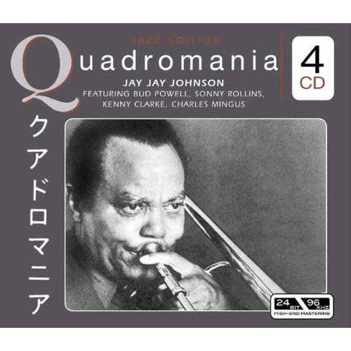 Jay Jay Johnson - Quadromania - Preis vom 22.02.2021 05:57:04 h