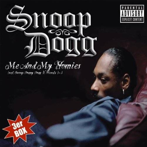 Snoop Doggy Dogg - Me and My Homies (Incl.Snoop Doggy Dogg & Friends - Preis vom 20.10.2020 04:55:35 h