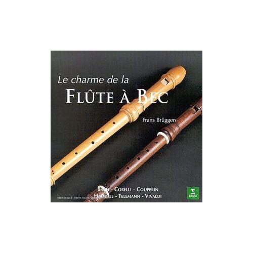 Frans Brüggen - Le Charme de la Flute a Bec - Preis vom 20.10.2020 04:55:35 h