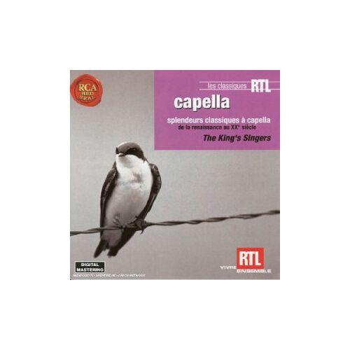 the King'S Singers - Capella - Preis vom 12.11.2019 06:00:11 h