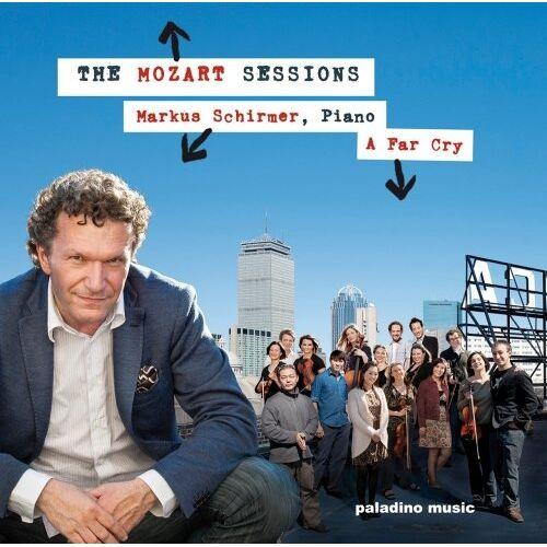 Markus Schirmer - Markus Schirmer & A Far Cry - The Mozart Sessions - Preis vom 18.09.2019 05:33:40 h