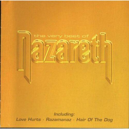 Nazareth - Best of,the Very - Preis vom 18.04.2021 04:52:10 h