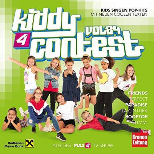 Kiddy Contest Kids - Kiddy Contest,Vol.24 - Preis vom 18.01.2021 06:04:29 h