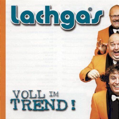 Lachgas - Voll im Trend - Preis vom 11.04.2021 04:47:53 h