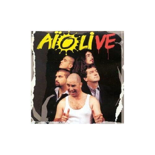 Aioli - Aioli Live [Enhanced] - Preis vom 22.01.2021 05:57:24 h